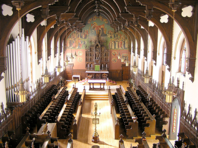 Dominican House of Studies Chapel