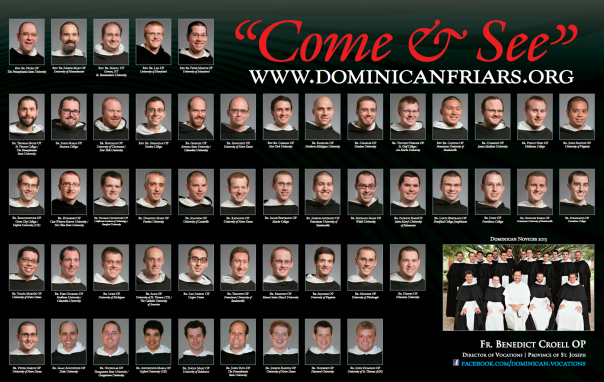 Vocations Poster 2013-2014