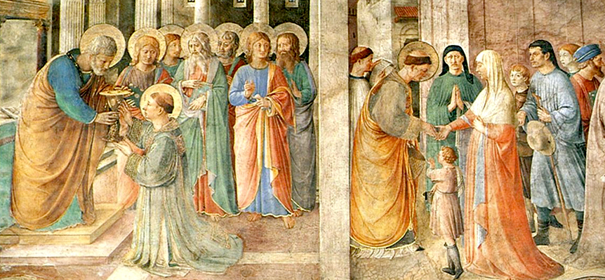 St. Stephen by Fra Angelico