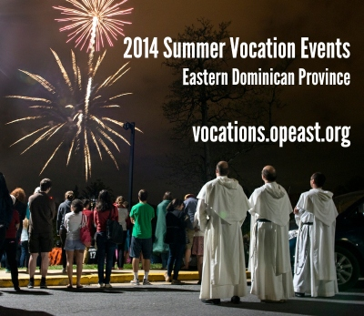 summer vocations events 2014
