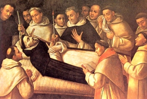Death of St. Dominic