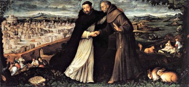 Image result for death of st dominic de guzman
