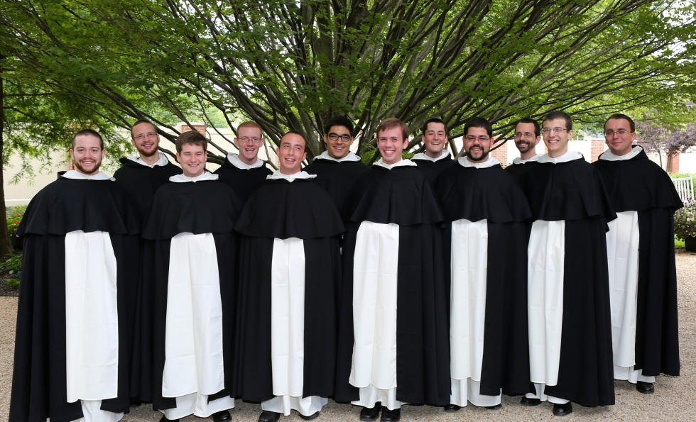 2014 Dominican Novices