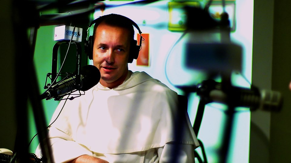 Fr. Gillen on Radio