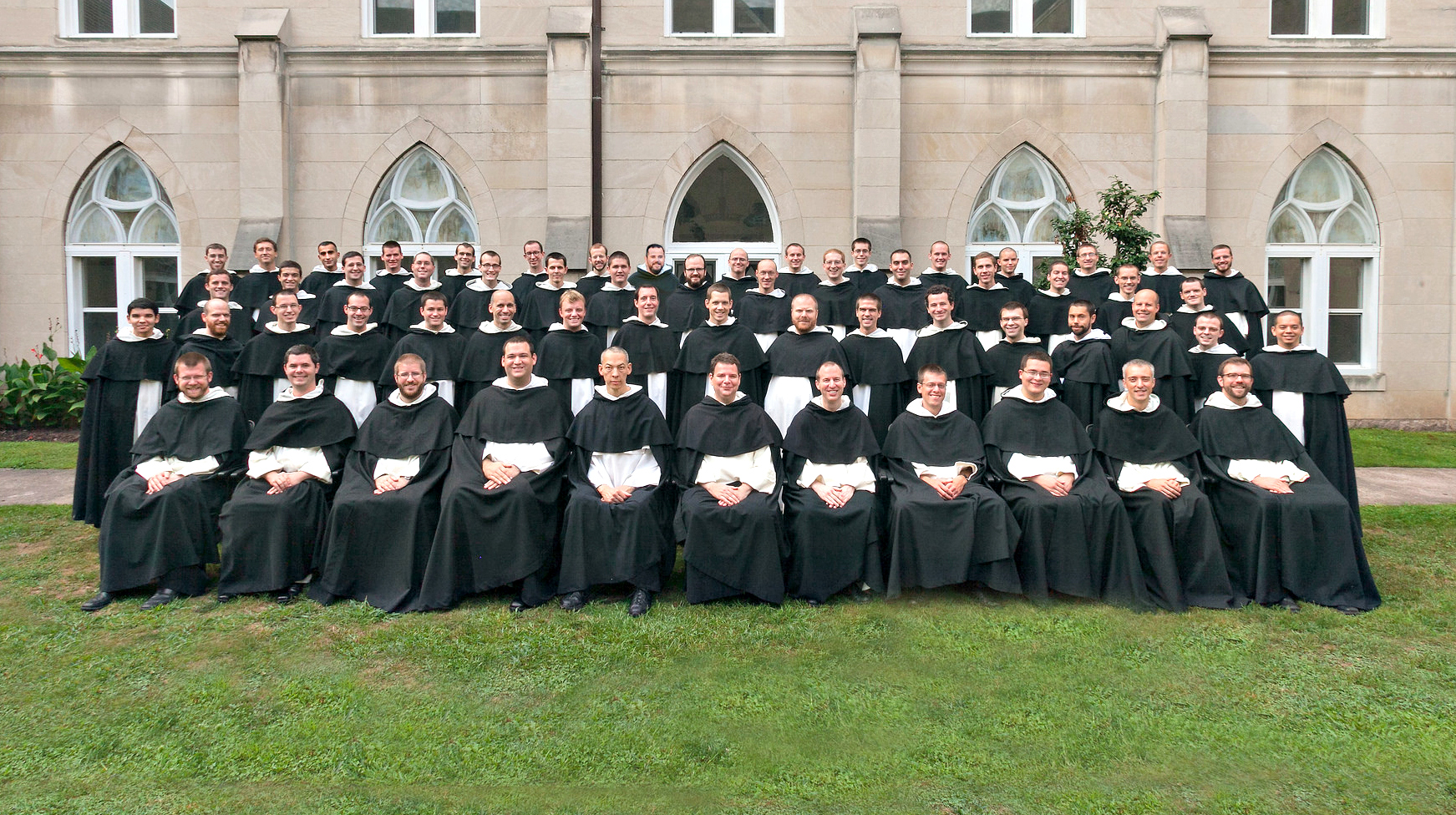 Dominican Student friars 2014-15